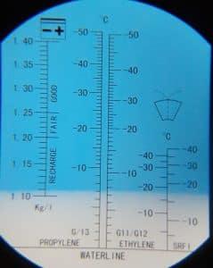 рисунок 9 - результат измерений Mega Zone -20