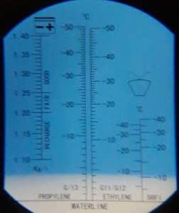 рисунок 7 - результат измерений бренда №4