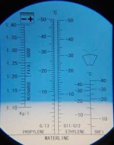 рисунок 8 - резльтаты измерения АЛМАZ-20℃