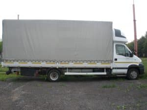 Renault Mascott грузовой фургон